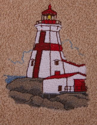Lighthouse Towels