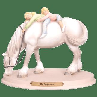 The Babysitter Figurine
