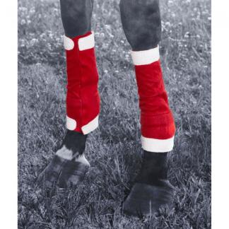 Santa Leg Wraps