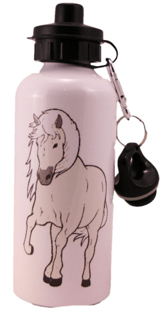 Prancing Horse Water Bottle