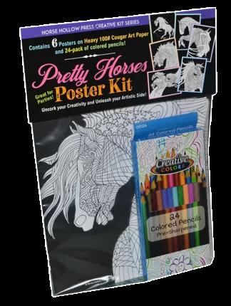 Pretty Horses Poster Kit