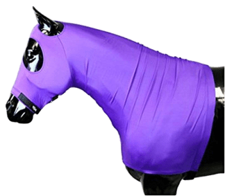 Stretch Hood Mini Horse