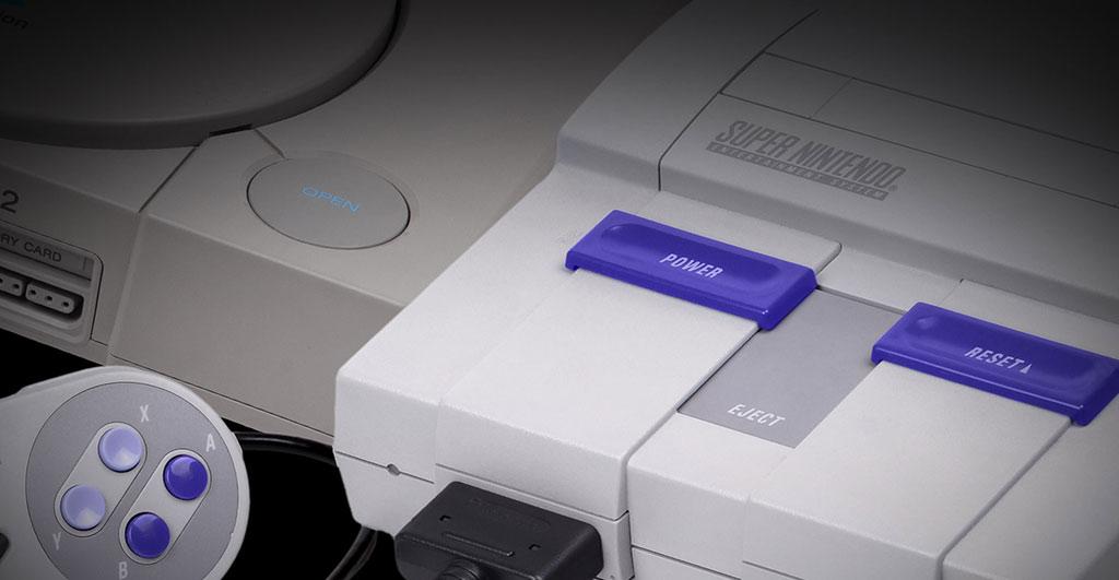 Магия игровых консолей: от Sega MD2 и SNES до PS4 и VR