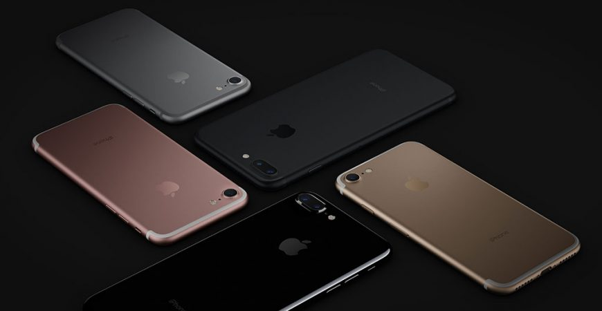 Вопрос семерок: iPhone 7 против Galaxy Note 7