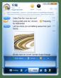 Trillian Astra chat window