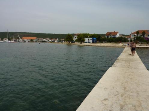 Der Strand von Sukosan