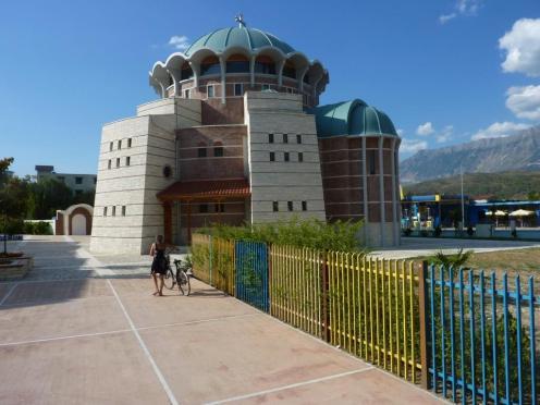 Die neue orthodoxe Kirche
