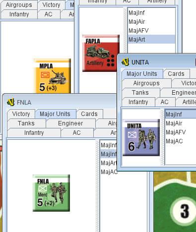 major-units