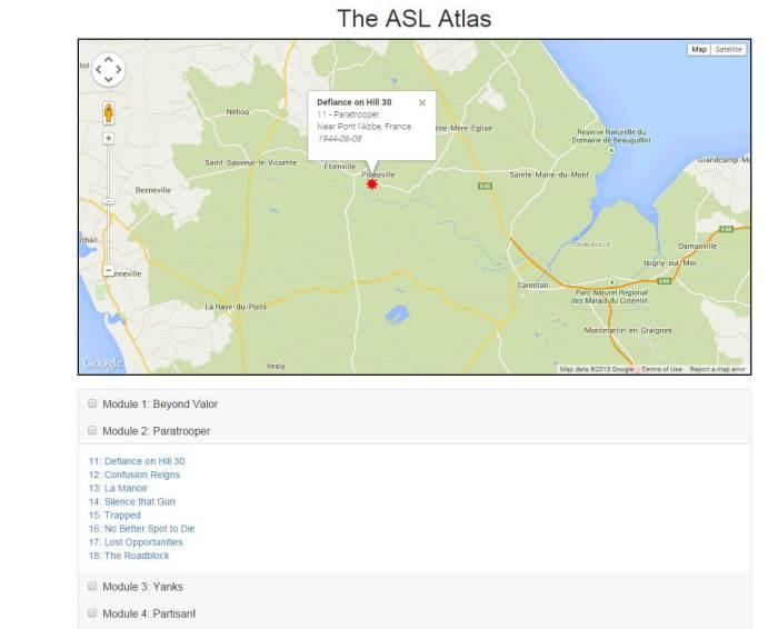 The ASL Atlas. Massive project!