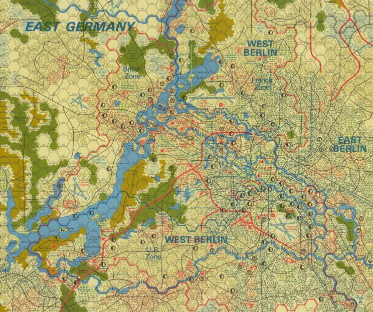 Ideas for a Red Storm: Flashpoint Campaign scenario.