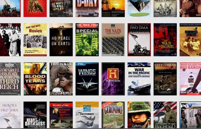 Military documentaries
