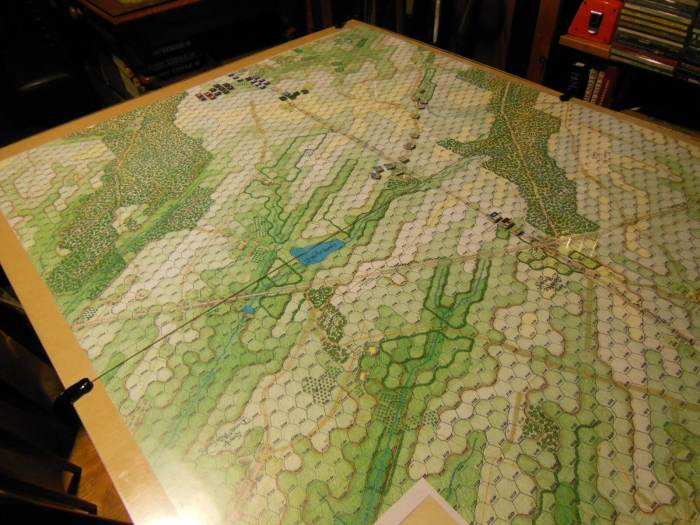 Rick Barber maps