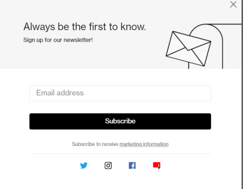 oneplus email marketing