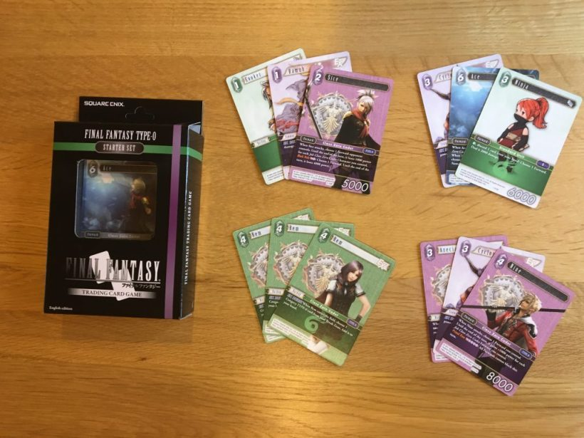 Review | Final Fantasy Trading Card Game – Big Boss Battle (B3)