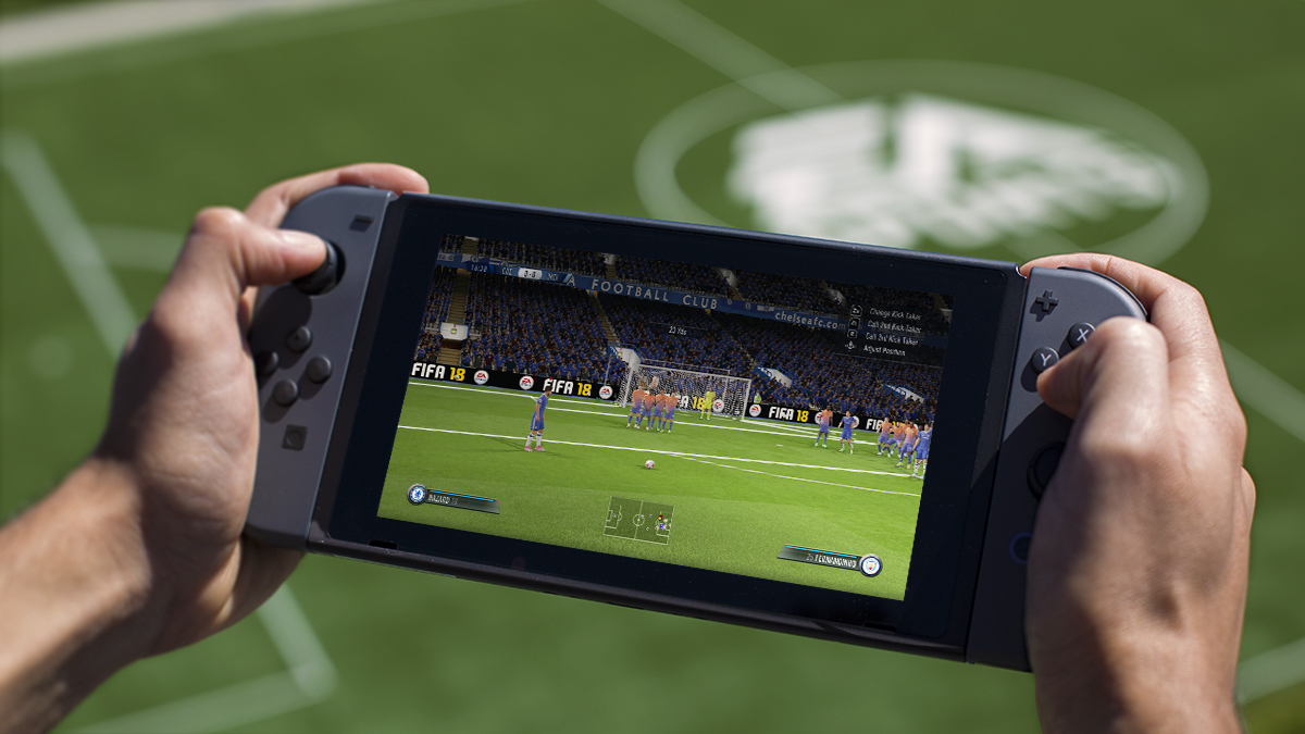 Federation Internationale de Football Association 18 on Nintendo Switch Offers Multiple Control Schemes and Modes
