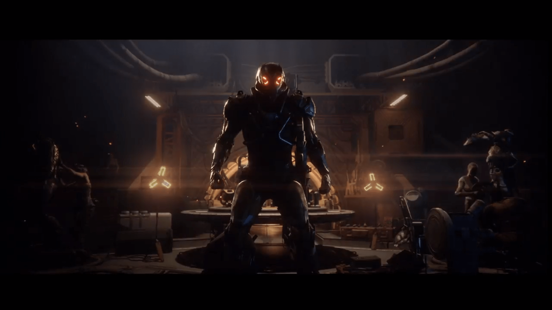 E3 2017: Anthem is Bioware's brand new IP