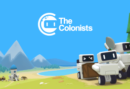 Game Logo The Colonists