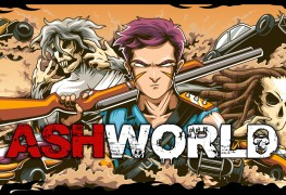 Ashworld: New Trailer Released