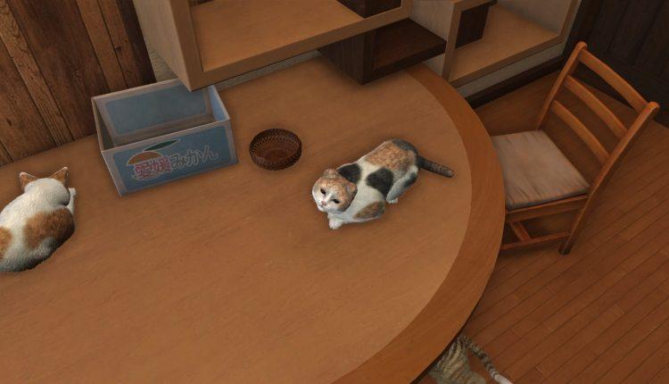 Yakuza 6 CatCafe