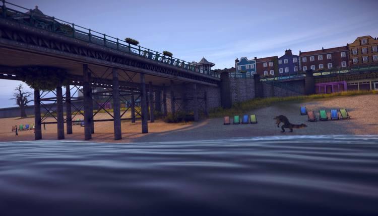 The Hatching Long Shot Bridge