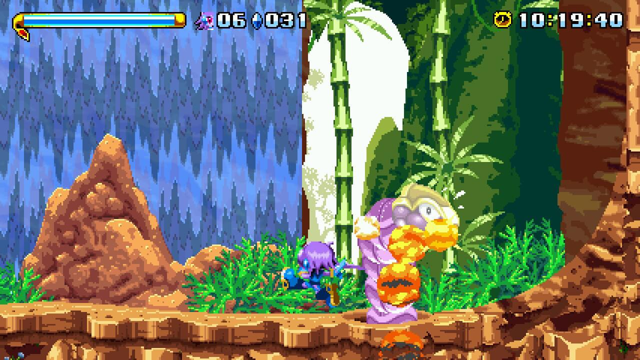 Freedom Planet - Nostalgia and novelty in a solid Switch