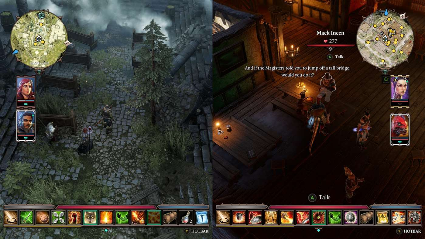 Divinity 2 Definitive Edition Builds