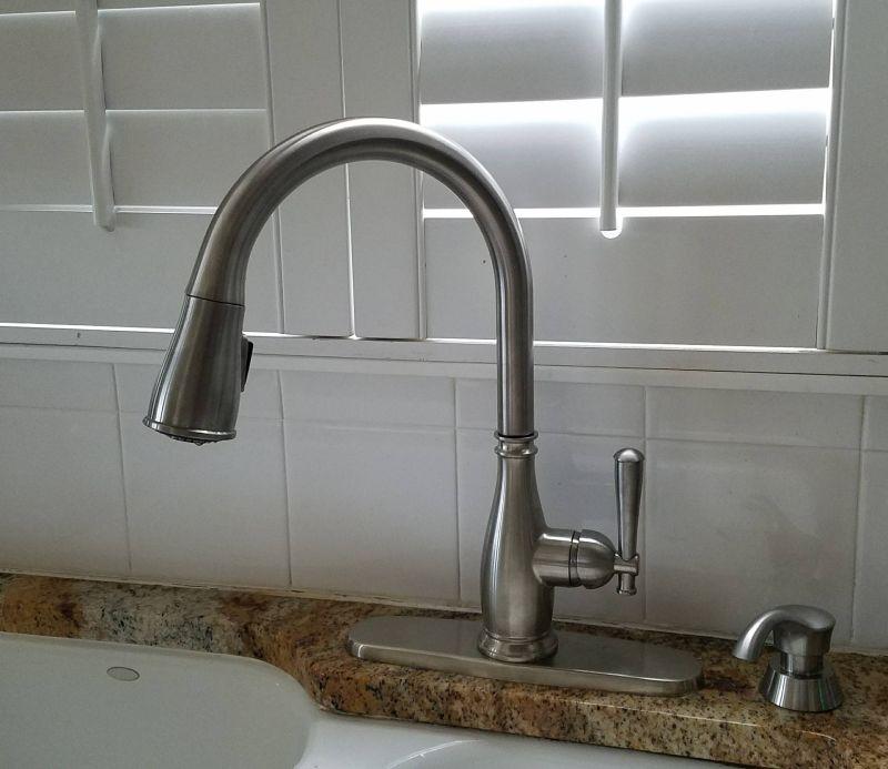 Choosing the Kitchen Faucet - BigBoxKitchen.com