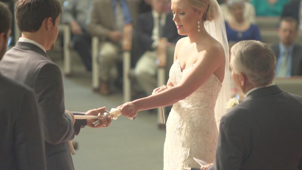 Tie the Knot - River Hills Baptist Church wedding