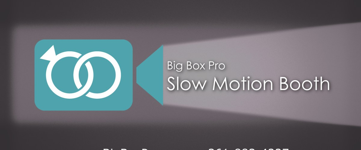 Slow Motion Photo Booth by Big Box Pro