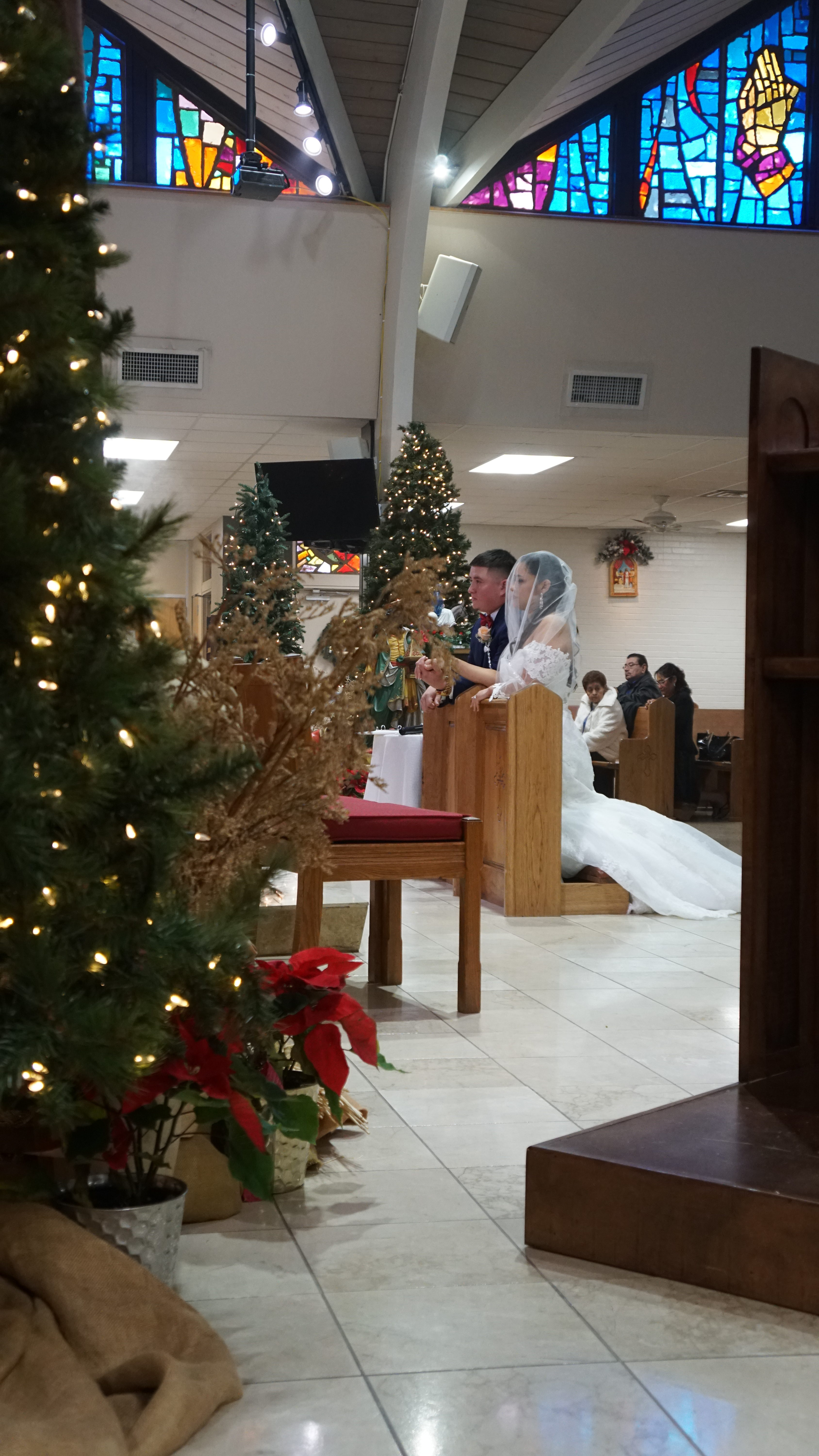Wedding Mass - Our Lady Of Perpetual Help