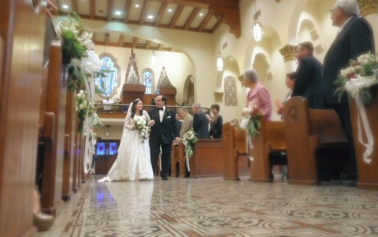 Corpus Christ Cathedral Wedding Video