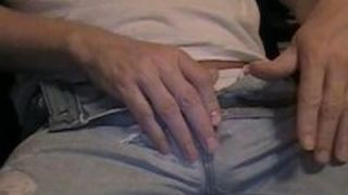 My Daddy Bulge in Jeans