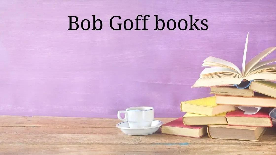 Bob Goff books Images
