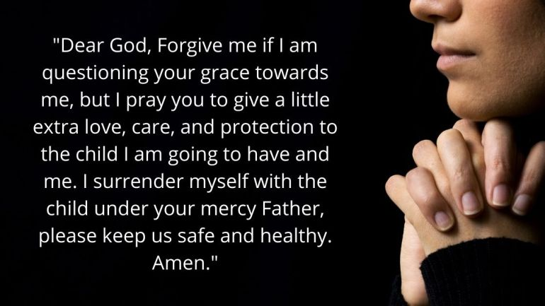 prayers for Pregnancy images