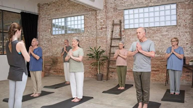 Prayer Pose Images/Pranamsana Images