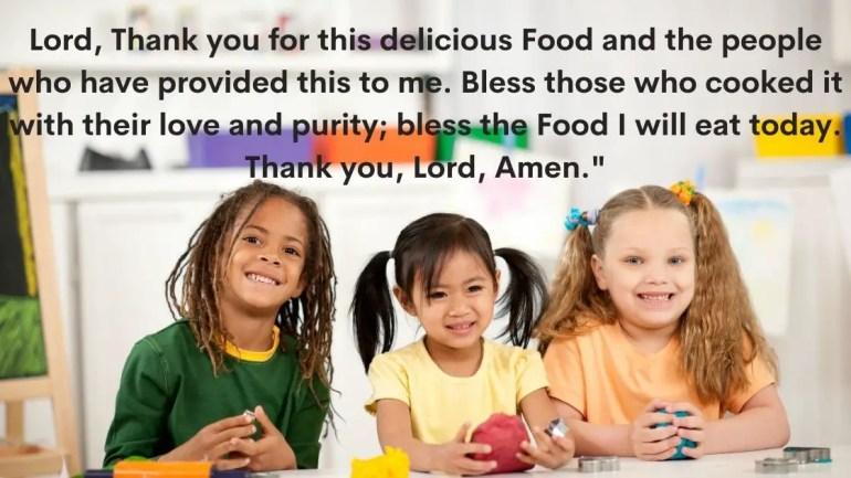 Preschool Prayers Images
