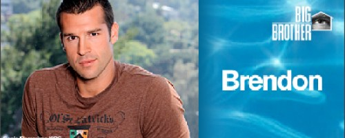 Brendon Villegas - BIG BROTHER 12 (CBS)