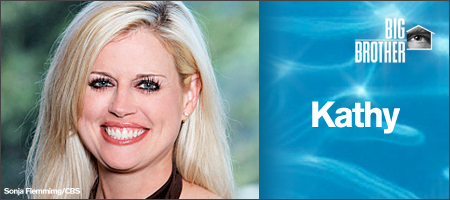 Kathy Hillis - BIG BROTHER 12 (CBS)