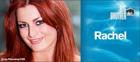 Rachel Reilly - BIG BROTHER 12 (CBS)