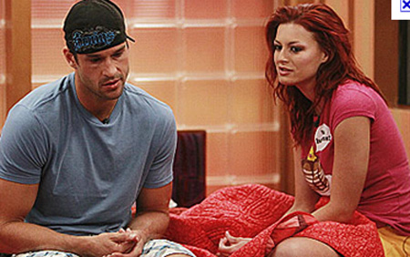 Brendon & Rachel Big Brother 12