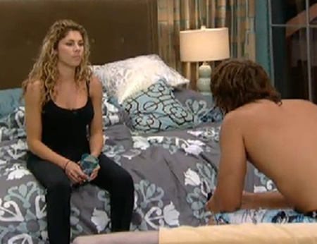 Kristen & Hayden Big Brother 12