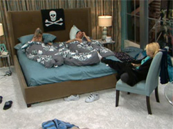 Matt, Ragan and Britney Big Brother 12