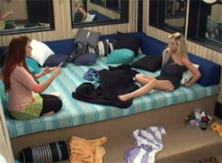 Rachel and Kathy Big Brother 12