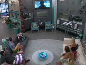 Big Brother 12 Saboteur Message (CBS)
