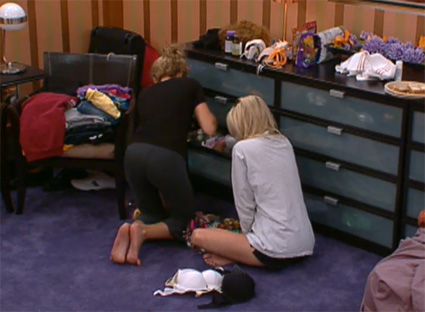 Big Brother 12 Kristen & Kathy