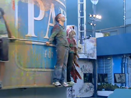 Big Brother 12 HOH Competition