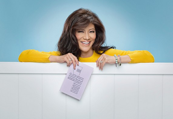 Big Brother 2013 host Julie Chen
