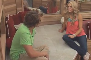 Big Brother 2013 Aaryn and David