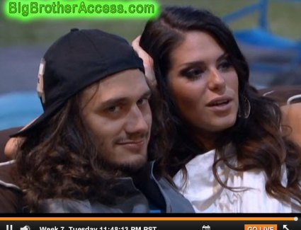 Big Brother 15 Live Feeds Tuesday Week 7 (22)