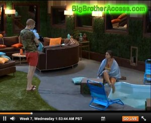 Big Brother 15 Live Feeds Tuesday Week 7 (7)
